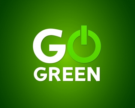 Going green with mobile event apps